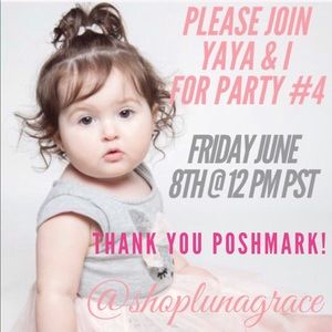 Other - 🎉You Are All Invited!🎉 Thank You Poshmark!❤️